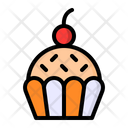 Cup Cake Dessert Icon