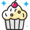 Cupcakes Muffin Cup Cake Icon