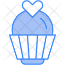 Cup Cake Cake Bread Icon