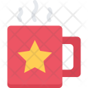 Cup New Year Icon