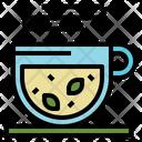 Cup Of Tea Hot Drink Hot Tea Icon