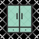 Cupboard Furniture Icon
