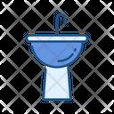 Cupboard Wash Basin Basin Icon
