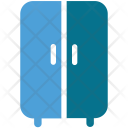 Cupboard Wardrobe Double Icon