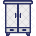 Changing Checkroom Cloakroom Icon