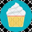 Cupcake Cake Sweet Icon