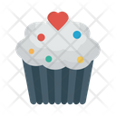 Cupcake Muffin Pie Icon