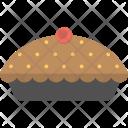 Cupcake Muffin Pancake Icon