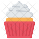 Cupcake Cakes Baked Icon