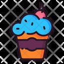 Cupcake Bakery Food Food Icon