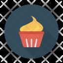 Cupcake Cake Muffin Icon