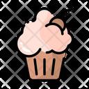 Cupcake Cake Food Icon