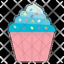 Cake Cupcake Muffin Icon