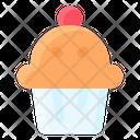 Cake Cupcake Food Icon