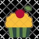 Cupcake Dessert Sweets Icon