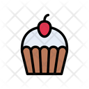 Cupcake Muffin Sweet Icon