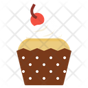 Cupcake Bakery Sweet Icon