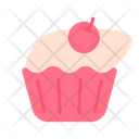 Cupcake Food Bakery Icon