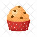 Cupcake Cup Ckae Swweat Icon