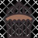 Cupcake Muffin Chocolate Muffin Icon