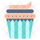 Cupcake Lump Candy Icon