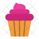 Cupcake Food Sweet Icon