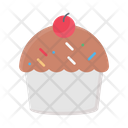 Cupcake Muffin Sweets Icon