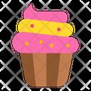 Cupcake Sweet Dessert Icon
