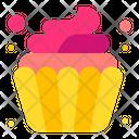 Cupcake Baked Dessert Icon