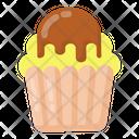 Sweet Dessert Edible Icon