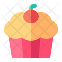Cupcake Cake Bakery Icon