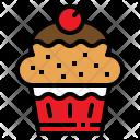 Cupcake Cake Cupcake Icon