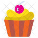 Cake Food Snacks Icon
