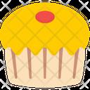 Cupcake Dessert Muffin Icon