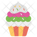 Cupcake Sweet Cake Birthday Cupcakes Icon
