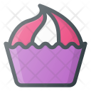 Cupcake Muffin Food Icon
