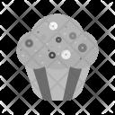 Cupcake Dessert Cake Icon