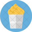 Cupcake Birthday Celebration Icon