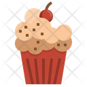 Cupcakes Food Breakfast French Bakery Icon
