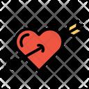 Cupid Love Target Icon