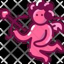 Valentine Cupid Arrow Icon