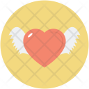 Cupid Angel Love Icon