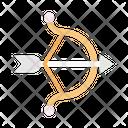 Dart Arrow Love Icon