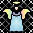 Cupid Valentine Heart Icon