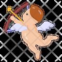Love Cupid Cupid Arrow Valentine Cupid Icon