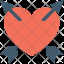 Cupid Broken Heart Icon