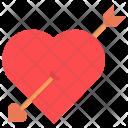 Cupid Arrow Marriage Icon