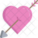 Cupid Arrow In Love February Icon