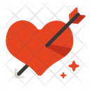 Cupid Arrow Icon