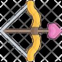 Cupid bow Icon